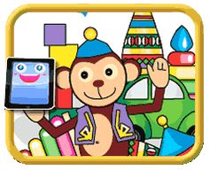 Find the Differences Game for Kids - Play on tablets, mobile devices and your computer! Find The Differences Games, Hidden Pictures, Different, Games For Kids, Kids Playing, Monkey, Toys, Games For Children, Activity Toys