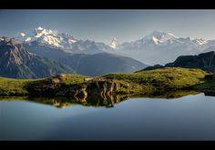 Circumnavigation of Mont Blanc