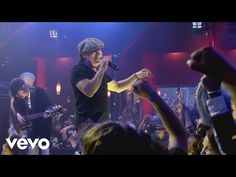 Music video by AC/DC performing Rock the Blues Away. (C) 2015 Leidseplein Presse, B. Sound Of Music, Music Love, Pop Music, Music Is Life, Album, Best Rock Music, Ac Dc Rock, Blues, Rock Songs