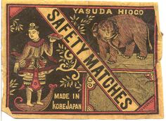 Collection of Rare and Early Matchbox Labels to be Sold