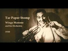 Wingy Manone and his Orchestra - Tar Paper Stomp Left Handed, Orchestra, Musicians, Paper, Youtube, Fictional Characters, Art, Art Background, Kunst