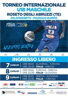 Roseto United colors of Basketball: netta vittoria degli azzurrini nella seconda giornata