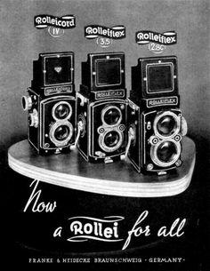 Rolleiflex!