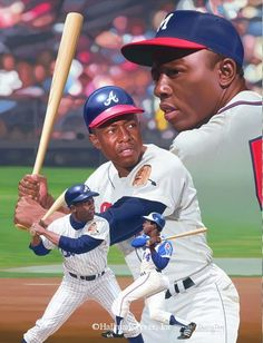 """""""Hammerin' Hank"""" Till someone does it without cheating he's still the HR king."""