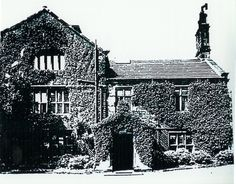 thornton hall, possibly a model for wuthering heights