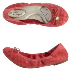 The Caroline flat can be dressed up or down for an effortless look. It features a flexible upper with string tie bow and disc charm, stretchy topline, jersey lining, and durable outsole. The soft footbed boasts a two layer insole. Memory foam, like pillows provided in five-star hotels, absorbs shock, shapes and holds perfectly to cradle the foot for lasting comfort. Latex foam has a premier bouncing nature which provides cushion and a feeling of protection with every step. Manmade materials.