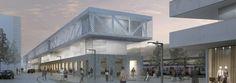 AZPML, valentina esposito, Robert Berenguer Segura, Matteo Giammartini, Ravi Lopes Calamita, Dario Franchini · Development of Chiasso Station