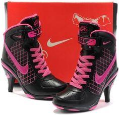9 Best Nike Air Force 1 High Heels images | Nike high heels