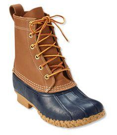 """#LLBean: Women's Bean Boots by L.L.Bean®, 8"""""""