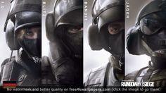Rainbow Six Siege GSG9 HD wallpaper