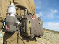 Hill People Gear - M2016 Butt Pack - Soldier Systems Daily #edcgear