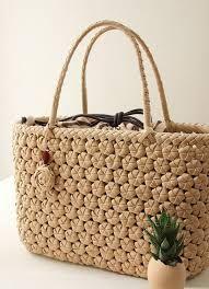 Risultati immagini per エコクラフト、石畳編み,作り方