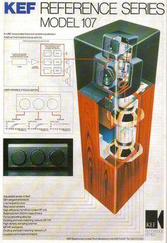 SpeakerTalk :: View topic - KEF 107/2 - Construction