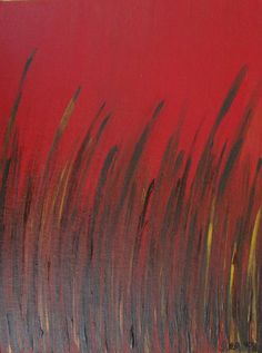On Sale  Sawgrass Original Acrylic Painting on by AndPerSeStudios, $25.00