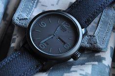 19h Left: A$122 | Citizen Men's BM8475-00F Black Canvas Strap Eco-Drive Watch  $86.99 + $6.85 Shipping to AUS