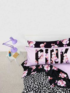 Love pink bedding