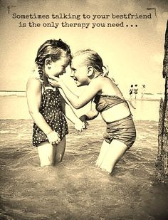 Talking to your bestfriend is the only therapy you need life quotes quotes quote life bff friend quotes best friend best friend quotes life sayings Cute Quotes, Great Quotes, Inspirational Quotes, Bff Quotes, Daily Quotes, Quote Meme, Sister Quotes, Bestfriend Quotes Tumblr, Famous Quotes