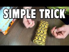 Food Life Hack - Cut Cake Using a String. Today I'll show you food life hack how to cut cake using a string. Simple trick!