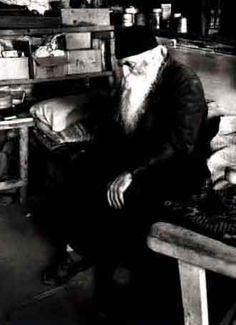 Monk on Mt. Athos