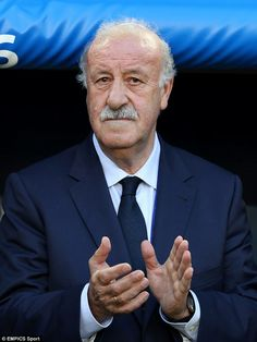 But the former Real Madrid manager will be remembered as the man who united a fractious Spanish team