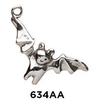 Bat Charm Shopping Cart