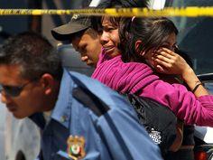 Mexico: el segundo país con más asesinatos del mundo después de Siria   El crimen organizado está matando a México. Seguir Leyendo http://www.playgroundmag.net/noticias/actualidad/Mexico-segundo-asesinatos-despues-Siria_0_1971402878.html Noticias pelfectos