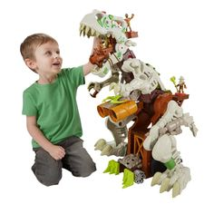 Fisher-Price Imaginext Ultra T-Rex � That's Toy-riffic!