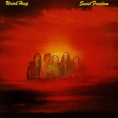 Uriah Heep Sweet Freedom