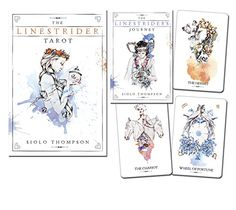 The Linestrider Tarot by Siolo Thompson http://smile.amazon.com/dp/0738748293/ref=cm_sw_r_pi_dp_7nXNwb1PXCDF3