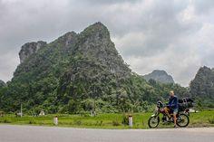 Drive motorbike from Ha Noi to Ba Be    #Babe #Babelake #Babelaketours #vietnamholidays #Vietnamholidaypackages #FromHanoitobabe