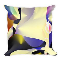 This soft pillow is an excellent addition that gives character to any space. It comes with a soft polyester insert that will retain its shape after many uses, a Soft Pillows, Things To Come, Shapes, Outdoor Decor, Home Decor, Interior Design, Home Interior Design, Home Decoration, Decoration Home