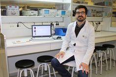 Rafael Raya, investigador y profesor del Grado en Ingeniería Biomédica de la Universidad CEU San Pablo (Madrid)
