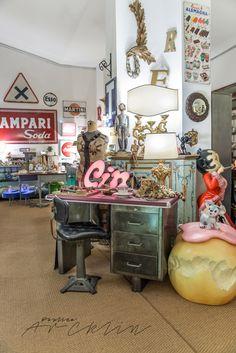 © Paulina Arcklin | Blog post: IL CIRMOLO - VINTAGE SHOP IN MILAN, ITALY