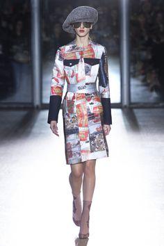 Acne Studios Women's Fall/Winter 2015 show at Paris Fashion Week. #AcneStudios #FW15 #PFW #ParisFashionWeek