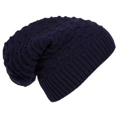 Winter Knitting Warm Beanie Hat (€14) ❤ liked on Polyvore featuring accessories, hats, beanies, print hats, pattern hats, beanie cap hat, beanie hat and knit cap beanie