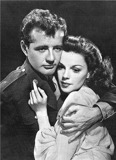 The Clock (1945) - Robert Walker and Judy Garland