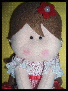 Boneca Érica