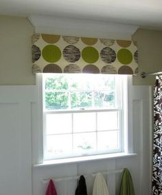 DIY Valance – No Sewing Required