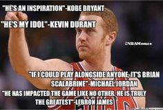 1e7c79d77b3d There can only be one Brian Scalabrine.