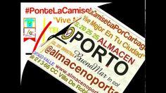 Cartago, Ponte La Camiseta Por #Cartago Almacén Oporto