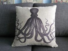 Cotton linen square decorative  throw pillow door cushioncoverking, $19.90