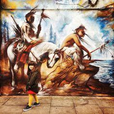 My little squaw.  #daddiesgirl #daddieslittlegirl #bricklane #london #graffitiartists #graffiti #graffitiart #streetart #urbanart #urban #sprayart #wallart #instaart #instagraff #graffitilovers #wallporn #dsb_graff #streetartlovers #wallswallswalls #ihaveathingforwalls #urbanwalls #streetartfiles #shoreditch #beststreets #best_streetview #Superstarz_Portrait #shoreditchstreetart #ig_street #rsa_streetview #kids by kalsi from Shoreditch feed from Instagram hashtag #shoreditch…