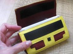Zelda Treasure Chest DS Pouch