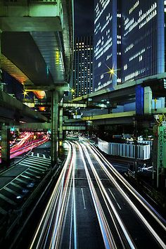 Tanimachi JCT by guen-k on Flickr. /// Interiorator.com - transmitting tomorrow's trends today.
