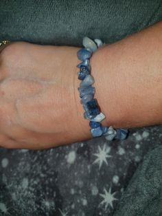 Kyanite healing bracelet  £4.50 plus £2.26 p&p  www.wiccanwonders.co.uk Healing Bracelets, Beaded Bracelets, Jewellery, Jewelery, Jewelry Shop, Pearl Bracelets, Jewlery, Seed Bead Bracelets, Pearl Bracelet