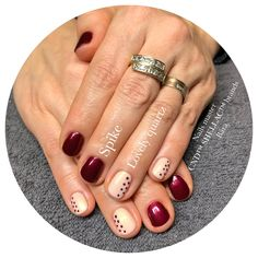 Cnd Shellac, Nails, Beauty, Finger Nails, Ongles, Nail, Beauty Illustration, Manicures