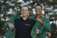 This Day In Golf History: 2003 - Mike Weir became the first Canadian to win the Masters Tournament.  keepinitrealsports.tumblr.com  keepinitrealsports.wordpress.com