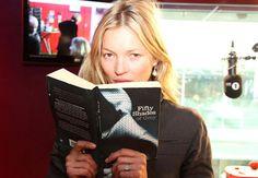Kate Moss da vida a 50 sombras de Grey en la radio