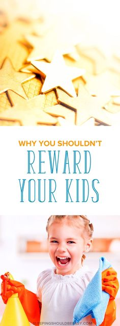 Compelling reasons on why you shouldn't reward your kids at home or at school. It explains why typical rewards aren't the best ways to achieve long-term results. You'll learn how to tap into intrinsic motivation and positive reinforcement instead. Try it today with your children especially if you're running out of ideas on how to motivate them!