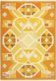 Ingegerd Silow, Rölakan carpet
